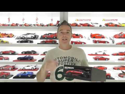 BUGATTI CHIRON SPORT by Alpha Model - Full Review & Unboxing
