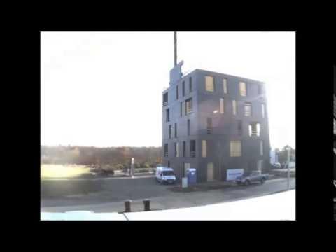Hirsch Architekten architektur ansbach gebäude technologiepark 4