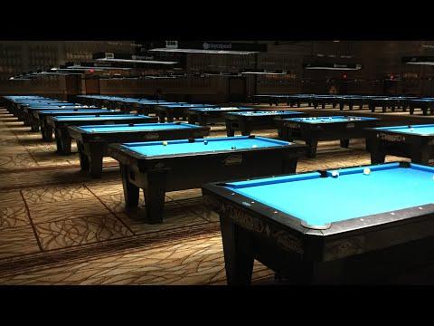 Playing In Las Vegas. BCA Team Tournament.Day 2.