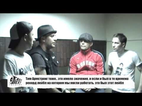 PUNK TV: Interview With Street Dogs (Boston, MA) (Part 2)