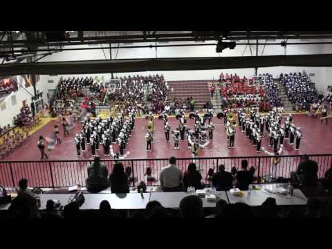 I.C.  Norcom Big Dog Band Day  2016 Highland Springs High School