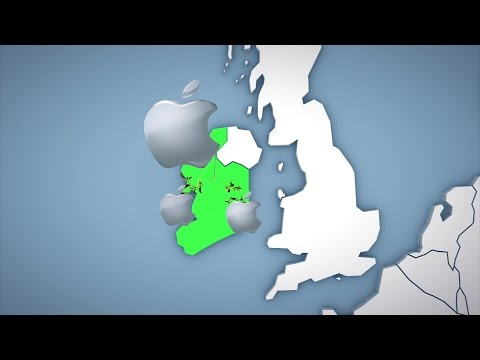Apple's tax deal with Ireland explained