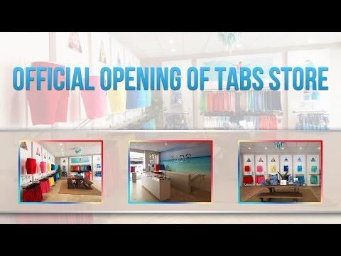 Official Opening Of TABS Store, August 2016