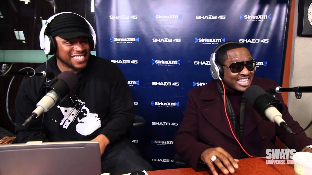 Johnny Gill Freestyles over the 5 Fingers of Death!  #Dope