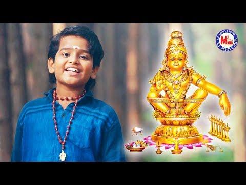 అయ్యప్ప-స్వామి-యొక్క-సుందరమైన-భక్తి-పాట-|-ayyappa-thinthakathom-|-ayyappa-devotional-song-telugu