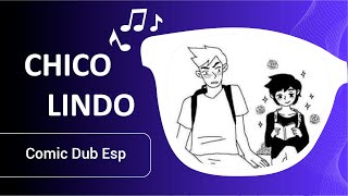 Chico lindo/ Cute Boy  (Comic Dub Español) YAOI