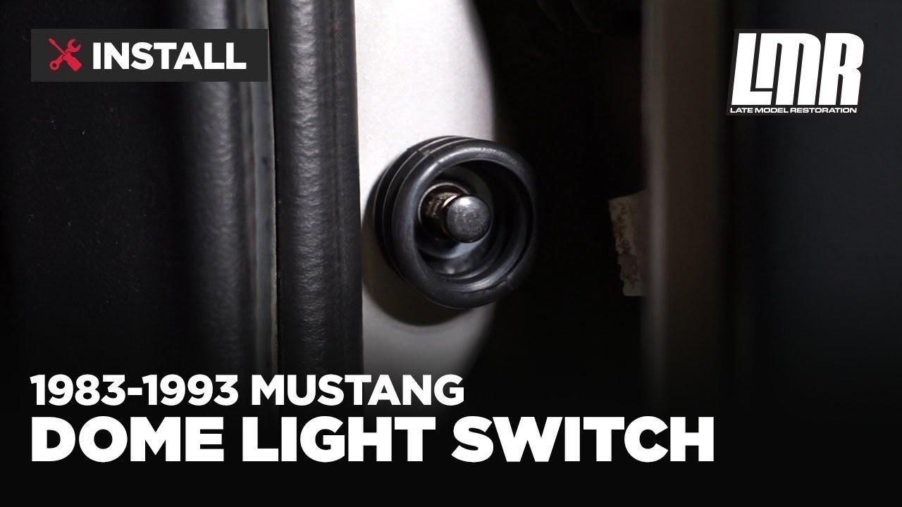 2006 mustang brake light switch [ 1280 x 720 Pixel ]