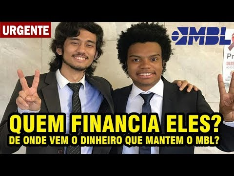 URGENTE: SAIBA QUEM FINANCIA O MBL PART. CANAL INDEPENDENTE