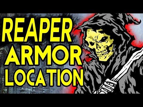 Bloodborne reaper armor yahar gul set locations dark armor bloodborne