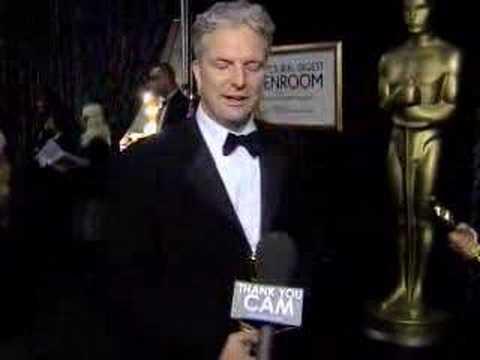 Oscary 2008. Dziękuję... Michael Fink, Bill Westenhofer