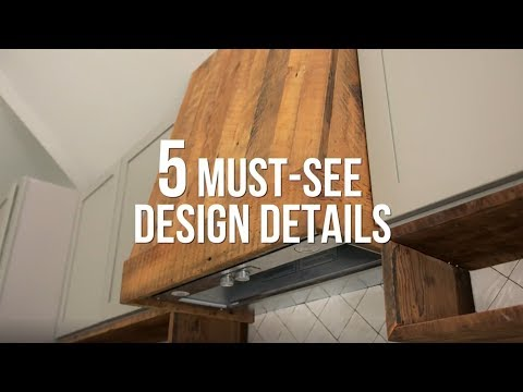 5 Must-See Design Details At DIY Network Ultimate Retreat