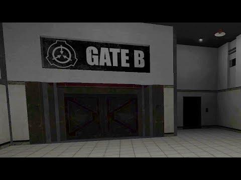 Scp containment breach v1 3 7 complete gate b ending for B b com