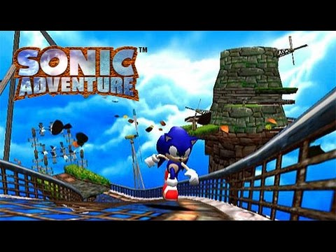 Sonic Adventure: (Dreamcast) Sonic's Story
