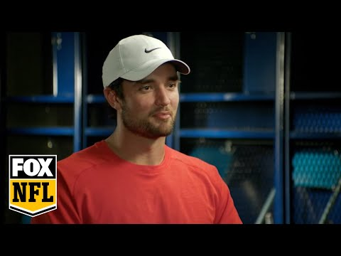Brock Osweiler sit down interview before his debut with the Houston Texans   FOX NFL KICKOFF