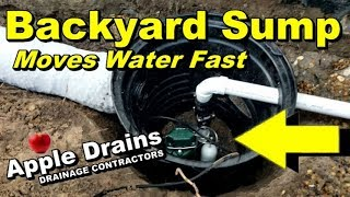 French Drain Footer Pipe Foundation Helps Keep Your Place Dry