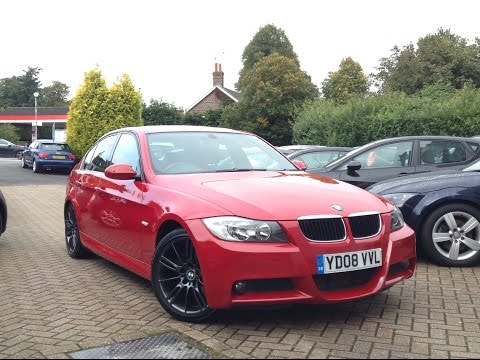 BMW 3 Series 2.0 320d M Sport 4dr for Sale at CMC-Cars, Near Brighton, Sussex