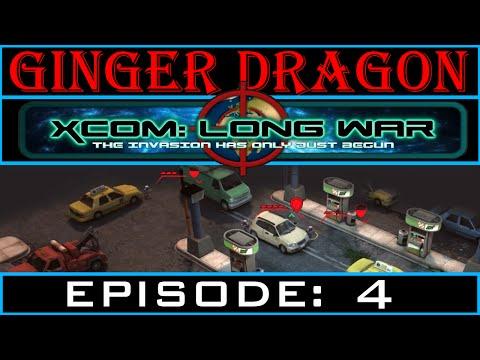 Ginger Dragon Plays: XCOM: Long War [Episode 4: Rookie Fuel-Up]