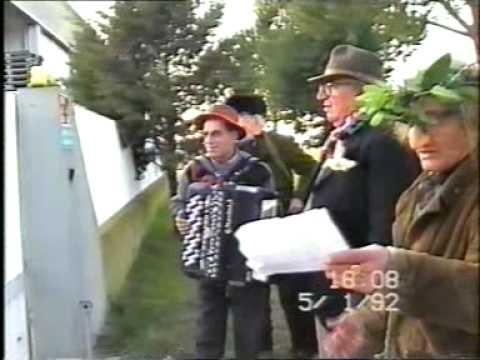 befana  gruppo folcloristico  sanrocco 1992