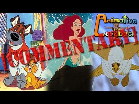 Animation Lookback: Walt Disney Animation Studios pt 7 COMMENTARY