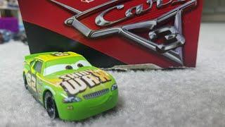 Disney Pixar Cars 3 Diecast Review: Darren Leadfoot - Unboxing & Review!