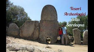 Mirko&Monica - Tesori archeologici della Sardegna