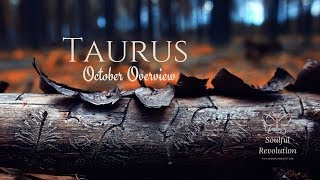 "The Fire Sign is ""the one"", TAURUS October Overview"