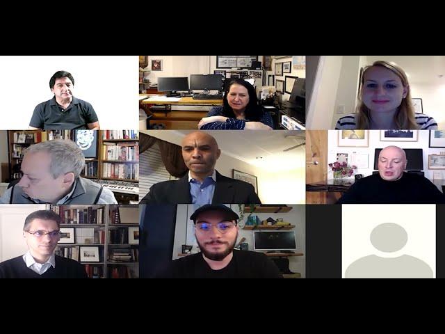 Disruptive Technologists Webinar on Tech Disrupts Democracy