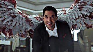 Lucifer 3×24 Season Finale| Lucifer vs Cain