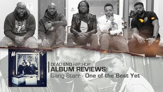 Gang Starr - One of the Best Yet Album Review   DEHH