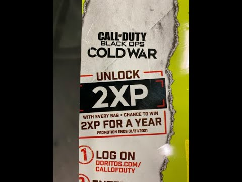 Doritos Leaks Cod 2020 Call Of Duty Black Ops Cold War Youtube
