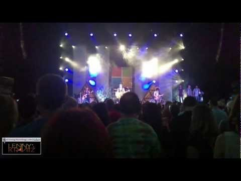 Lenny Kravitz - It Aint Over till It's Over - Bank of America Pavilion 8/25/2012