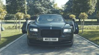 Today I'm driving a...Rolls Royce Wraith (Test Drive)