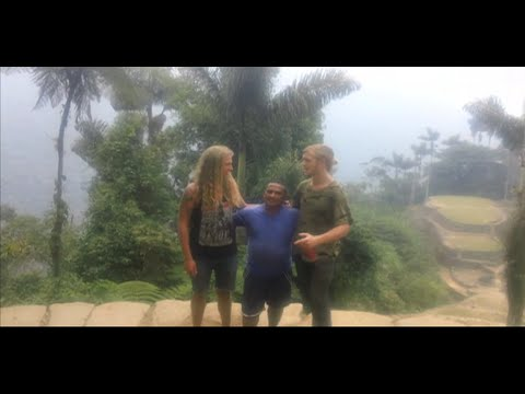 On The Cheap Travel Time Partyboys: Colombia Pt. 5 The Lost City