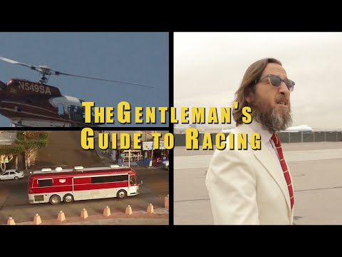 The Gentleman's Guide to Racing // Norra Mexican 1000