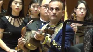 Elchin Hashimov H.Rzayev Chahargah rapsodiyasi Pekin konserti