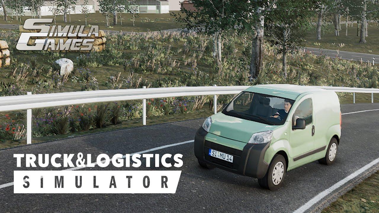 Truck and Logistics Simulator | Fiorino ile Çalışıyoruz ...
