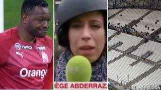 OM-strasbourg: élimination OM, Payet rate 2 penalty,  velodrome vide, Mandanda ramasse
