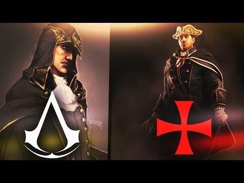 ¿POR QUÉ HAYTHAM SE HIZO TEMPLARIO? - Assassin's Creed - RAFITI