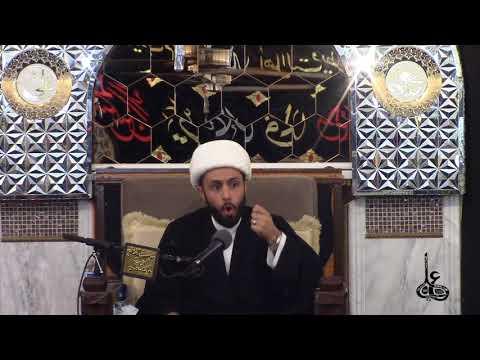 NW Shia Youth Muharram 2017: Sheikh Azhar Nasser Night 6-Barzakh and the Mithali Bodies