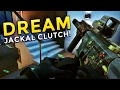 DREAM JACKAL CLUTCH! - Rainbow Six Siege (Velvet Shell)