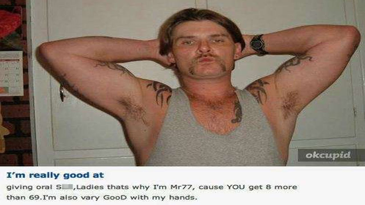 15 Of The Worst Online Dating Profiles Ever