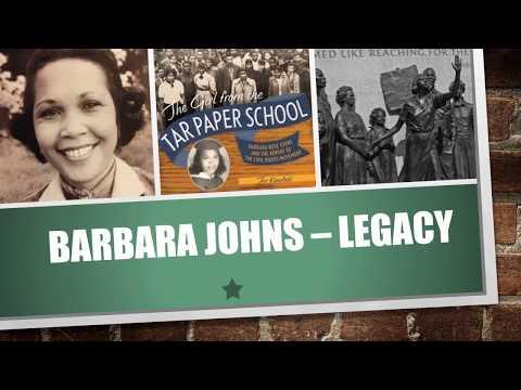 Barbara Johns Splash Video