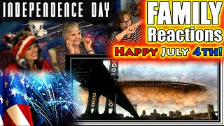 Independence Day | FAMILY Reactions