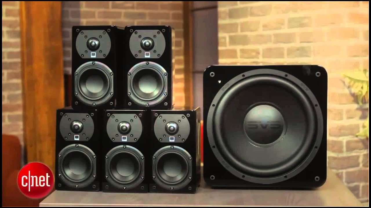 Image result for SVS Prime 5.1 Speaker System