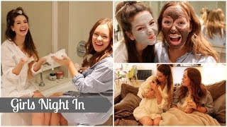 Girls Night In With Tanya Burr | Zoella Thumbnail