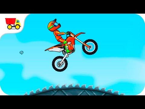 Bike racing games Moto X3M Bike Race Game and Stunts Racing motorcycle ios free games