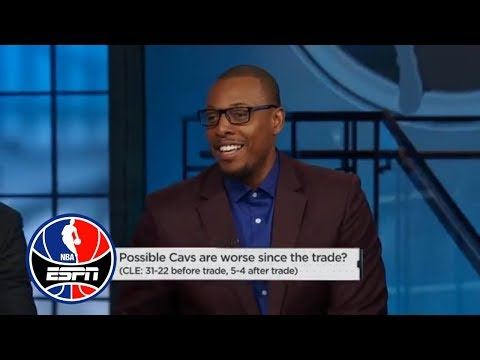 Paul Pierce on Cavaliers: It could be tough road for them to get to Finals | NBA Countdown | ESPN