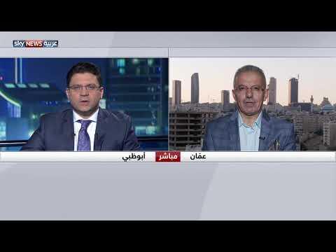 لافتات بالفارسية...احتجاجا على الهيمنة الإيرانية على العراق  - 01:21-2018 / 8 / 2