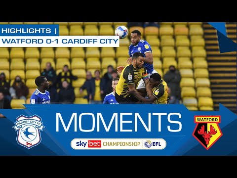 Watford Cardiff Goals And Highlights