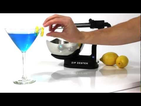 The Zip Zester Video